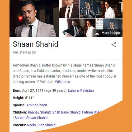 Shaan Shahid Biography