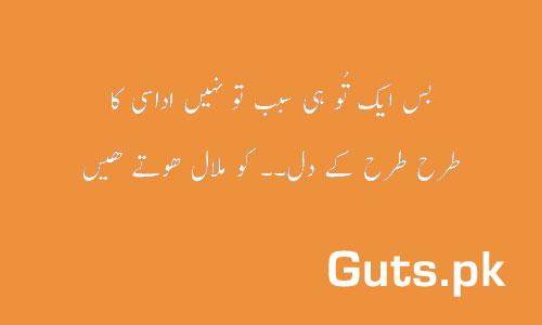 Dard e Mohabbat Poetry Whatsapp Status in Urdu