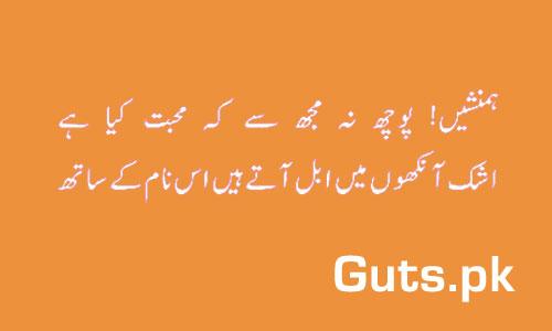 Zikr e Yar Poetry Whatsapp Status in Urdu