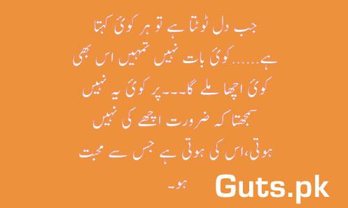 Woh Mera Poetry Whatsapp Status in Urdu