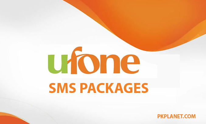 Ufone SMS Packages Daily Weekly & Monthly 2018